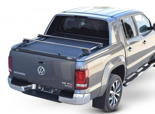 Stainless steel cross racks for VW Amarok