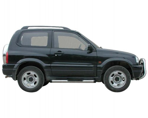 Suzuki Grand Vitara 1998->'08/2005 Tessera4x4 accessories
