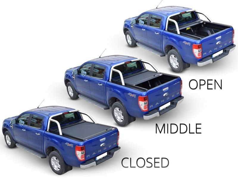 Multiple locking positions