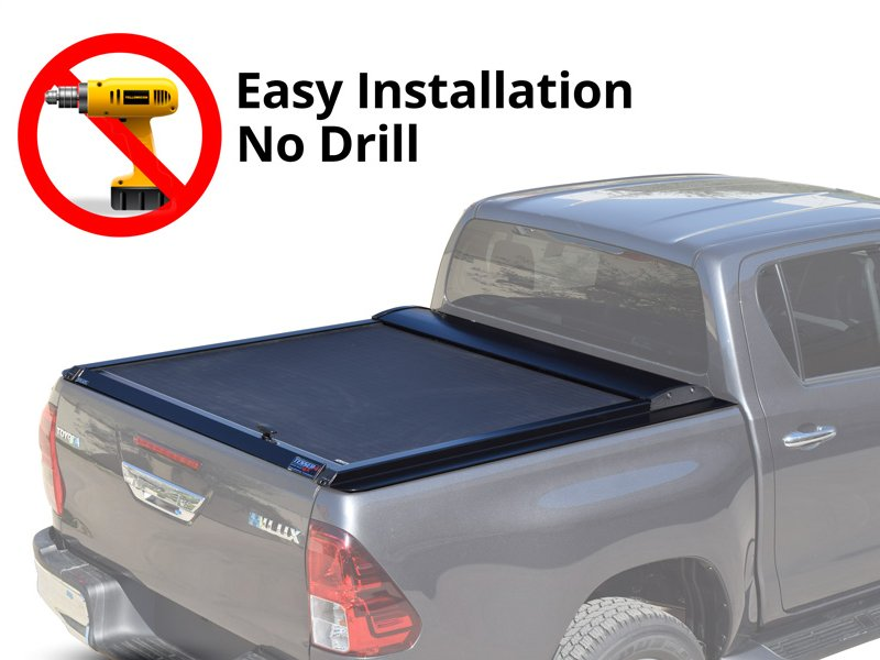 Easy & quick installation procedure
