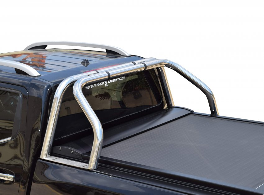 Stainless steel two legs roll bar