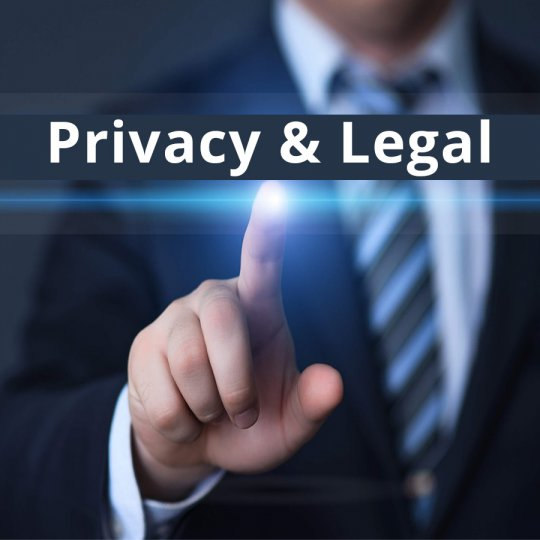 Privacy & Legal