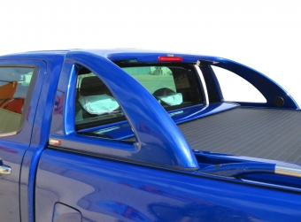Sport design polyester roll bar