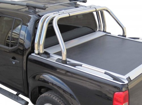 Stainless steel three legs roll bar