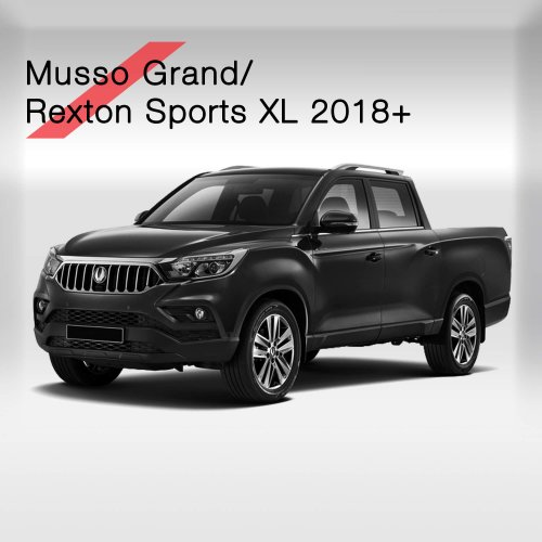 Musso Grand/Rexton Sports XL 2018+