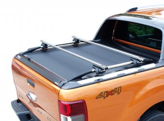 Stainless steel cross racks for Ford WildTrak